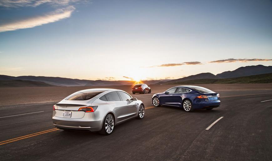 Model 3, la nouvelle Tesla
