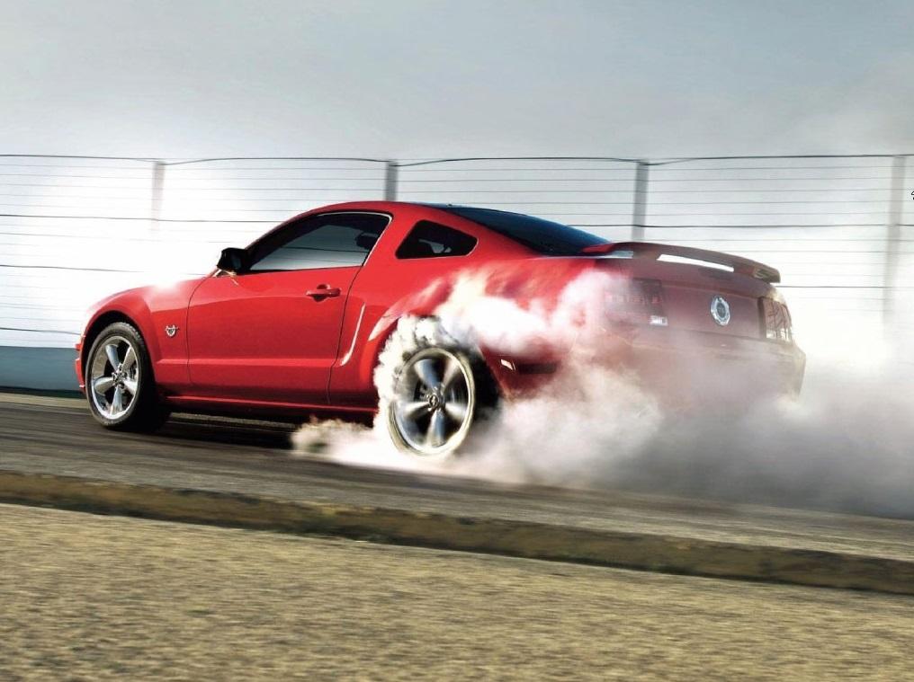 voiture fumée