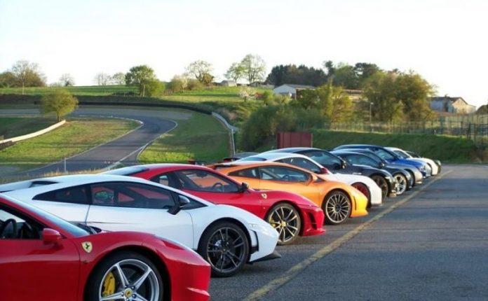 voiture sport stage pilotage auto